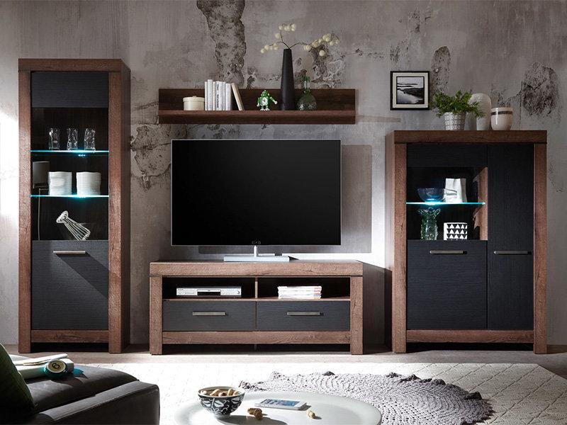 Комплект мебели для гостиной BALIN BRW