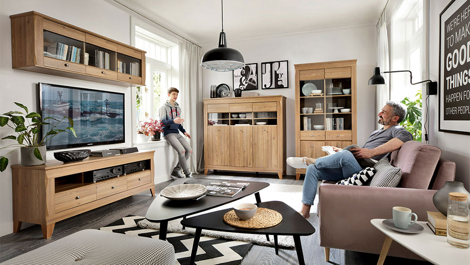 Мебель BERGEN BRW