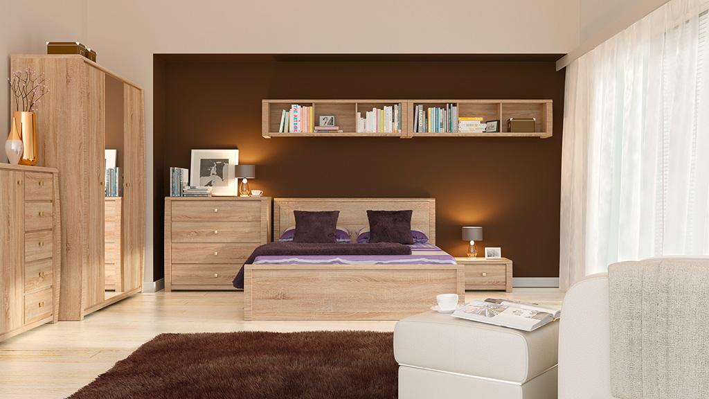 Спальня SENEGAL BRW