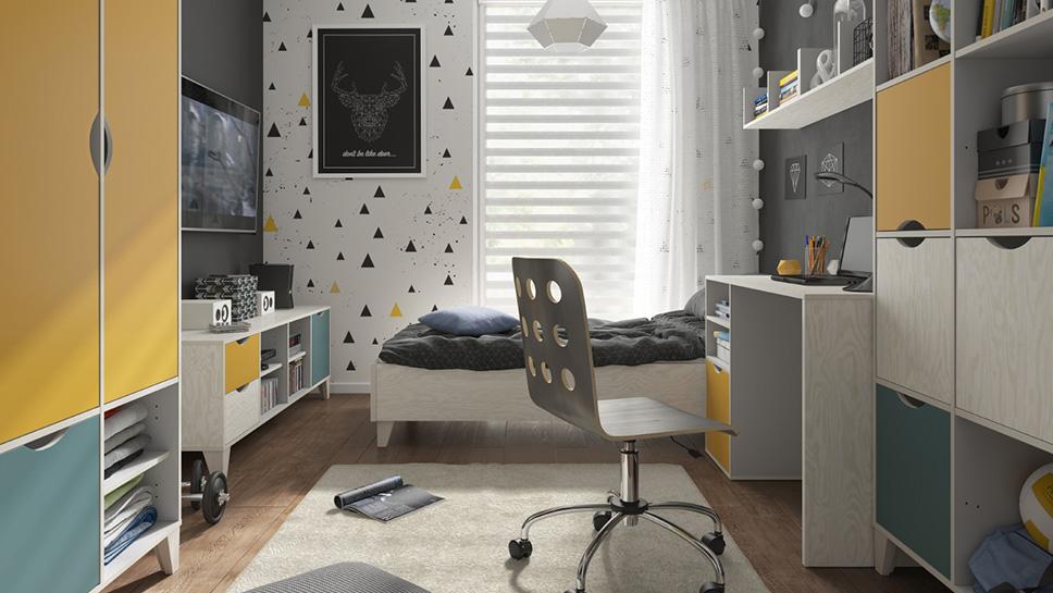 Мебель STANFORD BRW