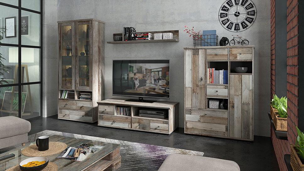 Мебель TARBES BRW