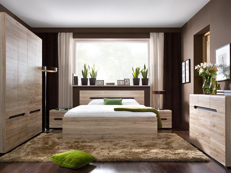 ELPASSO Спальня BRW