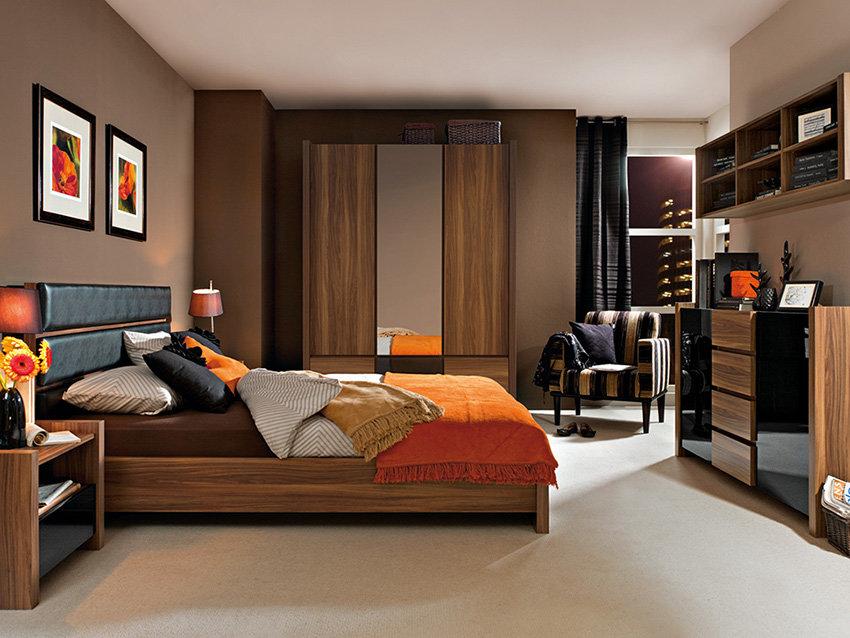 Спальня VENOM BRW